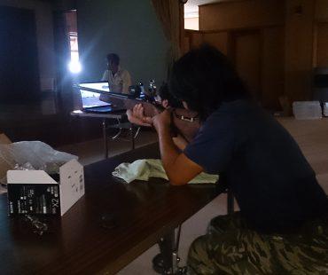磐梯町様ハンティングシュミレーター体験会!